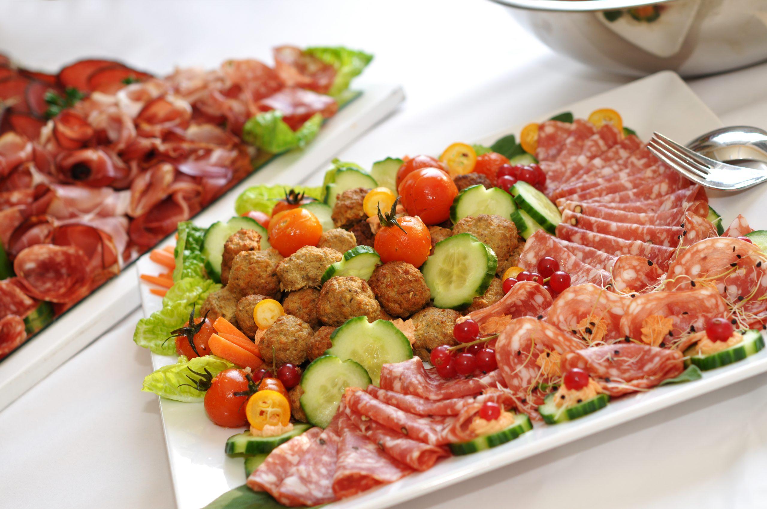 buffet traiteur des gastronomes