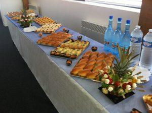 cocktail buffet traiteur des gastronomes