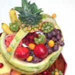 corbeille de fruits traiteur des gastronomes