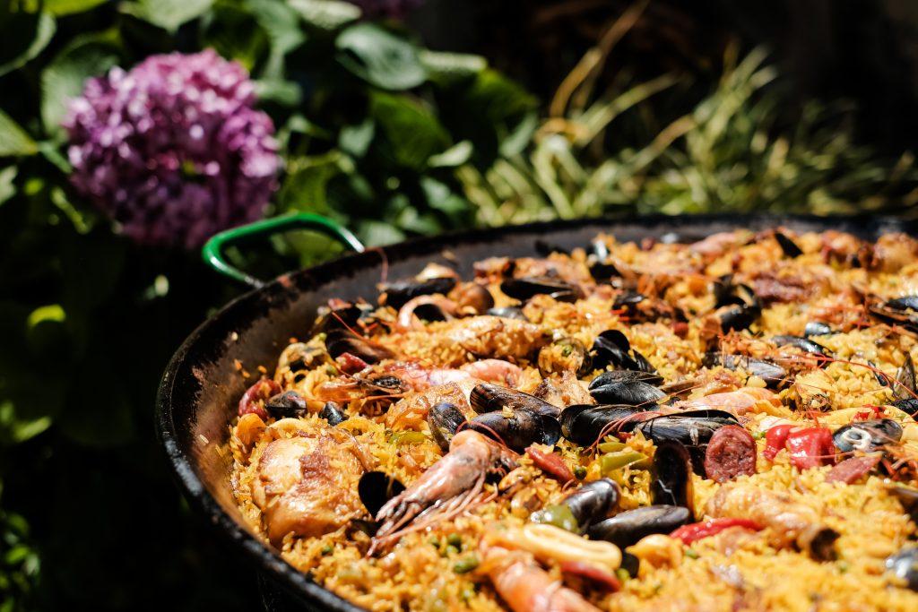 paella traiteur des gastronomes