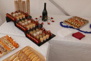 buffet cocktail traiteur des gastronomes