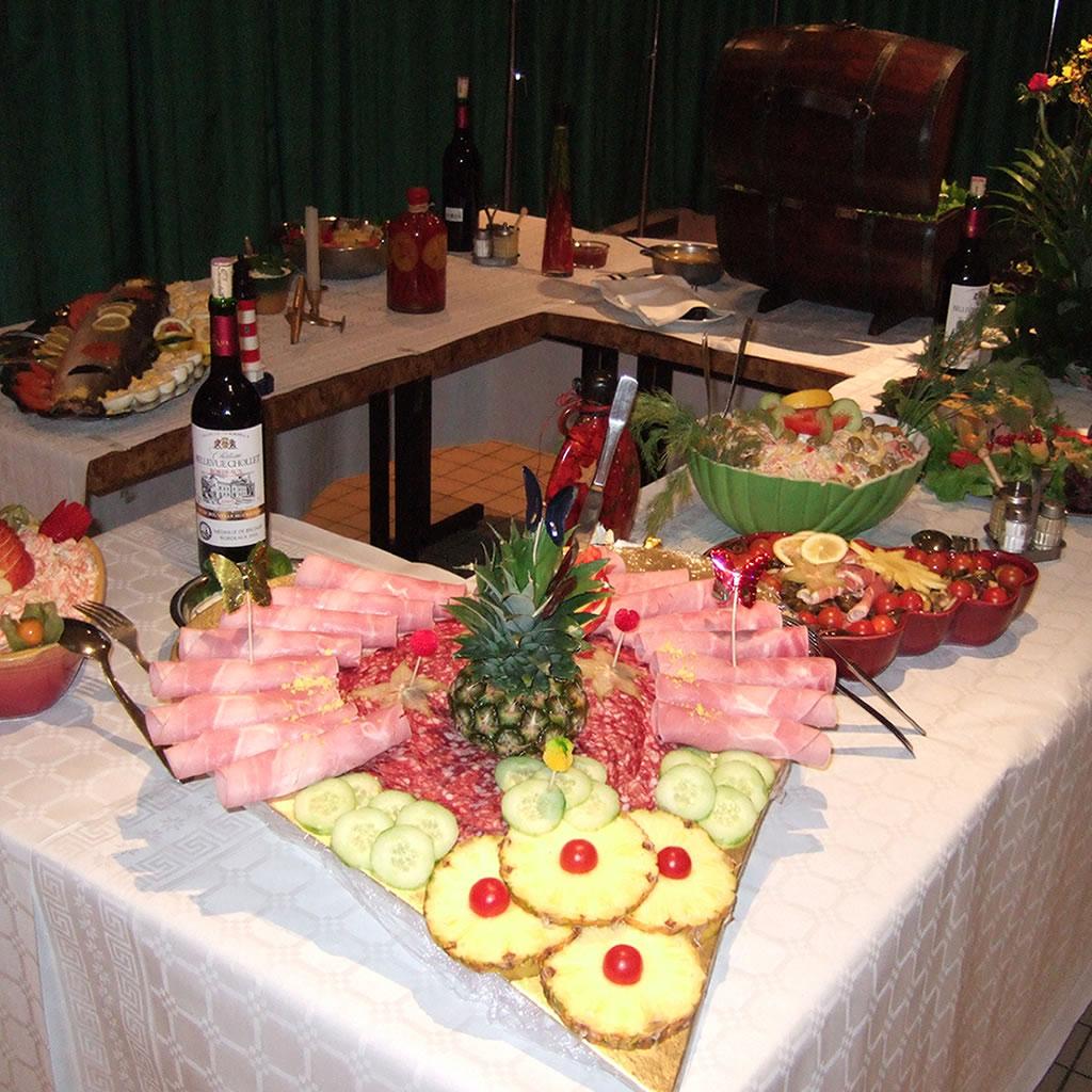 buffet froid traiteur des gastronomes