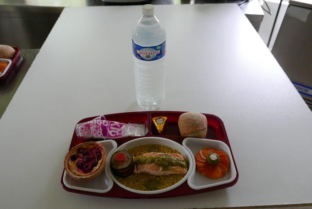 plateau repas saumon traiteur des gastronomes