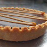 tarte caramel traiteur des gastronomes