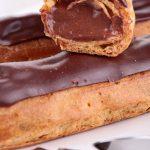 eclair chocolat traiteur des gastronomes