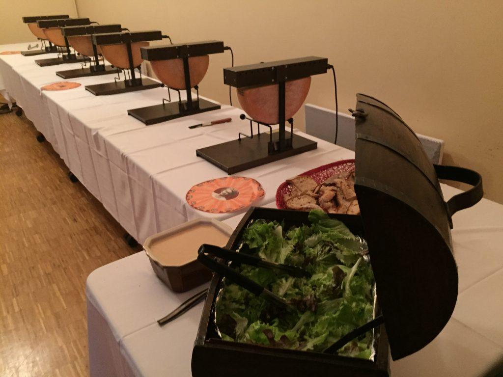 raclette savoyarde traiteur des gastronomes